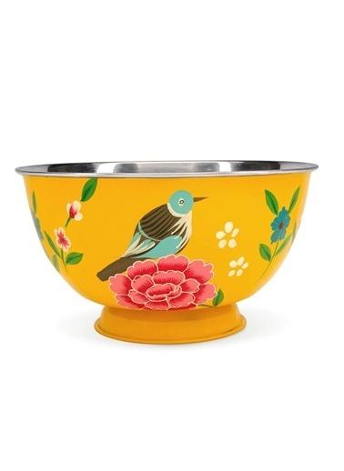 Kuşlu Sarı Kase-3rd Culture